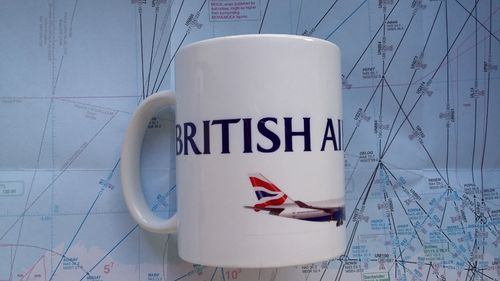 Taza British Airways